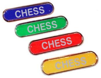 CHESS bar badge